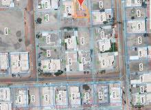 أرض سكنية للبيع العامرات 5/3 خلف نفط عمان