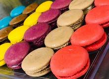 شيف عام تونسي متخصص في الحلويات الغربيه والمعجنات الاوروبيه والمطبخ الايطالي متو