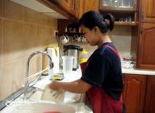 عاملات نظافة للمنازل يوجد لدينا يومي..... شهري .