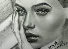 رسام للصورة الشخصية بشكل احترافي