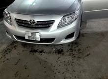Toyota Corolla 2008 - Manual