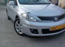 Nissan Tiida car for sale 2011 in Bidbid city