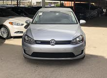 km Volkswagen E-Golf 2015 for sale