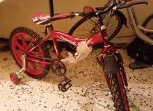 دراجة 20 شبه جديده