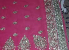 لباس هندي ( ساري هندي )