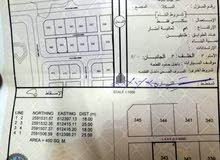 ارض بحي الشروق ولاية بدبد