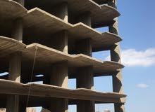 شقة للبيع بكفر الشيخ شارع حديقة صنعاء