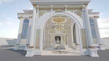 للبيع قصر في منطقة المنى