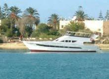 للبيع يخت فاخر بالسكندرية الساحل بنصف الثمن فقط450الف ج