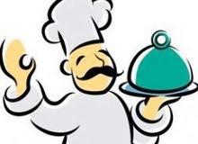 يوجد لدينا مجموعه من الشيفات تخصص اكل عربي