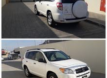 White Toyota RAV 4 2012 for sale