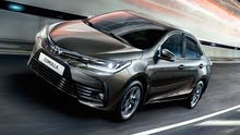 Toyota Corolla 2018 For Rent -  color