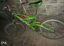 دراجه TBG رياضيه سرعات