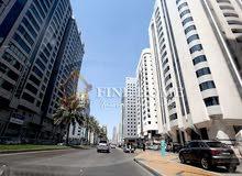 للبيع  بناية تجارية  5 طوابق 15 شقة + 9 محلات + 3 مكاتب