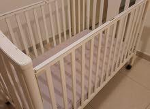 سرير أطفال من جونيور