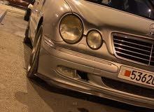 مرسيدس للبيع e430 2001