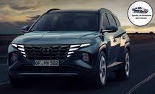 ايجار سيارة هيونداي توسان 2021
