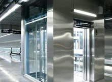 مجاناً شهر كامل مع كل عقد صيانة مصعد ، جميع حلول المصاعد - مصاعد خارجية
