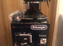 Delonghi Coffee Maker Cappuccino / Expresso - محضرة قهوة ديلونجي كابوشينو/اكسبريسو