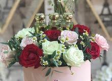 مطلوب منسق زهور خبرة في تنسيق الزهور