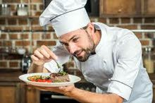 مطلوب طباخ وجبات سريعه وعمال