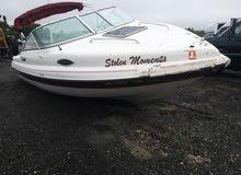 قارب محرك فولفو