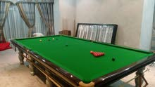 Riley Silver leg Snooker Table