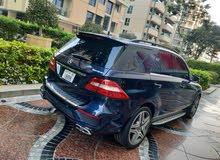 2014 Mercedes_Benz ML63 AMG Bturbo V8,Gulf Spec