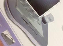 طاولة لاب توب محمولة مع اضاءة portable laptop table with lighting
