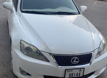 لكزس is250  2009 للبيع