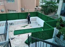 السياج العشبي
