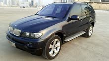 BMW X5 V8 Full Option Clean Car Quick Sale Need Repair Engine Gass kits