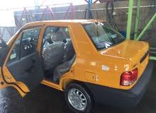 SAIPA 131 2000 For sale - Yellow color