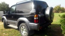For sale 2001 Black Prado
