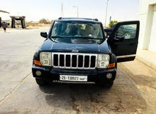Jeep Commander 2007 For sale - Black color