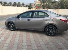 Toyota Corolla car for sale 2016 in Suwaiq city