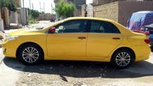 Toyota Corolla 2009 For sale - Yellow color