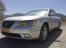 For sale 2009 Silver Sonata