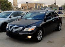 Hyundai Genesis car for sale 2010 in Benghazi city
