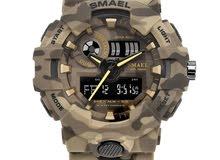 ساعة رجالية للعسكريين