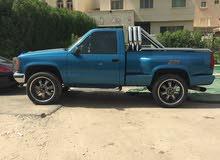 Chevrolet Silverado car for sale 1992 in Mubarak Al-Kabeer city