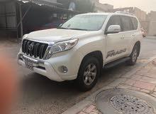 Toyota Prado car for sale 2014 in Kuwait City city
