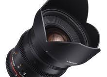 Samyang T1.5/24mm for Nikon عدسة ساميانج