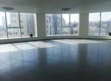 مكتب للايجار دوار الداخلية جبل الحسين