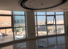 مكاتب بمساحات مختلفة (250، 270، 500) للايجار في عمان ام السماق من المالك مباشرتا