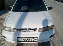 Gasoline Fuel/Power   Kia Sephia 1996