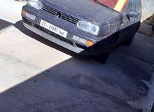 سيارة نوع قولف 3 2000