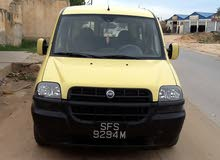 Fiat Doblo car for sale 2005 in Zawiya city