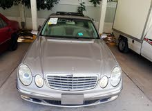 Mercedes Benz E 320 car for sale 2004 in Tripoli city