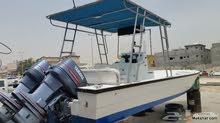 قارب بحري للبيع 10 متر